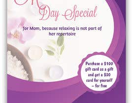 #61 para Poster/Flyer to promote business - Mothers Day por SLP2008