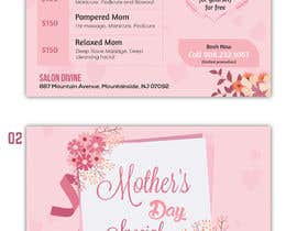 #73 para Poster/Flyer to promote business - Mothers Day por SLP2008