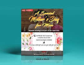 #65 para Poster/Flyer to promote business - Mothers Day por ShimuL465