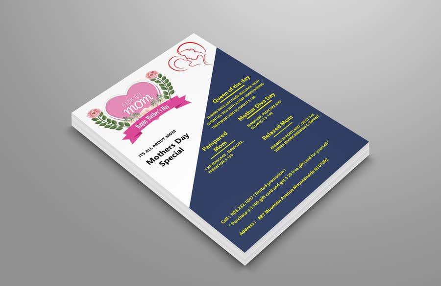 Inscrição nº 55 do Concurso para Poster/Flyer to promote business - Mothers Day