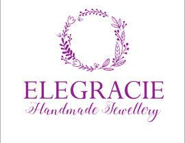 "#44 for Create a logo for a new handmade jewellery business ""Elegracie"" af mithun2uhalder"