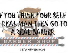 #73 untuk Ad Copy For barbershop, to get haircut oleh tasnim22