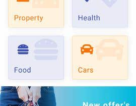 #28 for UI/UX Home page only for classified ads mobile application - 07/04/2019 10:07 EDT by RKAnik