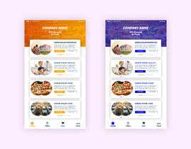 #32 for UI/UX Home page only for classified ads mobile application - 07/04/2019 10:07 EDT by mdziakhan