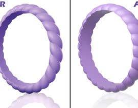 Nro 12 kilpailuun Design and render this ring shape in 3D Max käyttäjältä mrsi