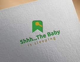 #337 for WEBSITE LOGO DESIGN     Shhh...The Baby is Sleeping af shaahjaalal