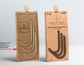 #2 for Design a clever packaging for a minimalist product. by Shtofff