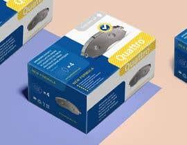 Nro 15 kilpailuun Prepare packaging for Brake Pads and Brake Discs käyttäjältä FlynnAndFinch