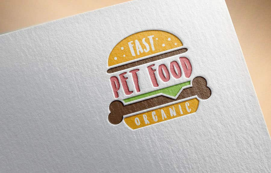 Contest Entry #819 for LOGO - Fast food meets pet food (modern, clean, simple, healthy, fun) + ongoing work.