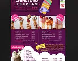 #5 para A5 Menu design for Ice cream, Juice bar por ismailgd