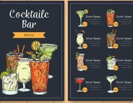 #17 para A5 Menu design for Ice cream, Juice bar por badriaabuemara
