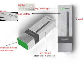 #4 para Design Packaging For E-Cigarette Kit 2 por SamehFikry10