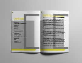 Nro 26 kilpailuun I need eBook Content Pages Designed käyttäjältä Kahdizanany