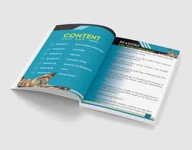 Nro 33 kilpailuun I need eBook Content Pages Designed käyttäjältä abcajk909