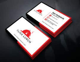 #188 cho Need a trendy visiting card design for the food delivery business bởi thegraphicworld1