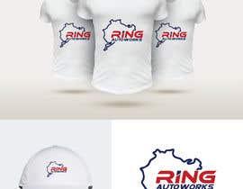 #1062 para Logo for Ring Autoworks por greenmarkdesign