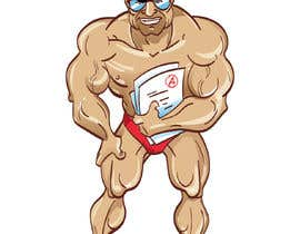 #31 for Cartoonist Job for Funny Bodybuilder Drawings (CONTEST for selection) - 10/04/2019 01:27 EDT by mirceawork