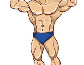 #65 pёr Cartoonist Job for Funny Bodybuilder Drawings (CONTEST for selection) - 10/04/2019 01:27 EDT nga mirceawork