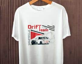 #29 for Design a Logo/T-shirt/Hoodie for a drift team by shahabasvellila