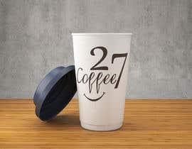 nº 61 pour Paper coffee cup design par Mohsin31581
