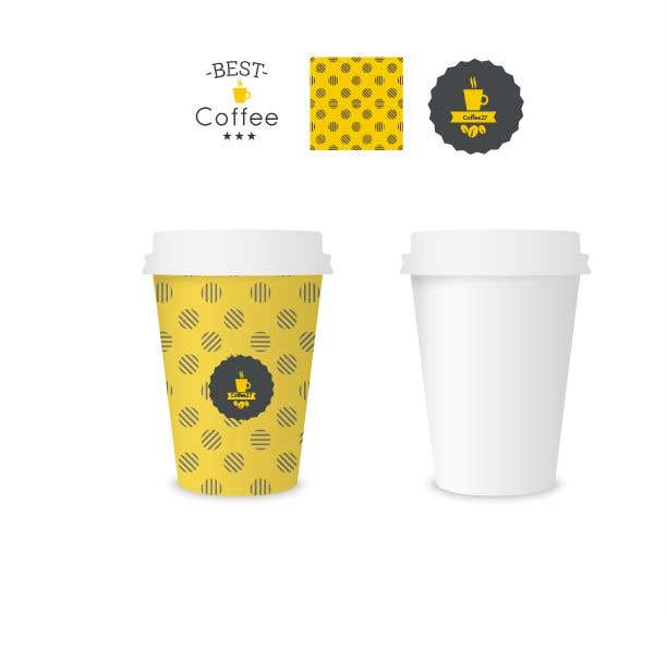 Proposition n°                                        57                                      du concours                                         Paper coffee cup design