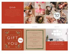 #23 para Design a 5x5 trifold gift voucher with a rustic earthy feel neat and well designed. - 10/04/2019 11:11 EDT por vexelartz