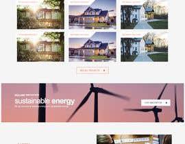 Nro 34 kilpailuun Relaunch of website for real estate in Wordpress käyttäjältä rprifat