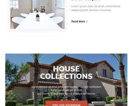 Nro 27 kilpailuun Relaunch of website for real estate in Wordpress käyttäjältä Nibraz098