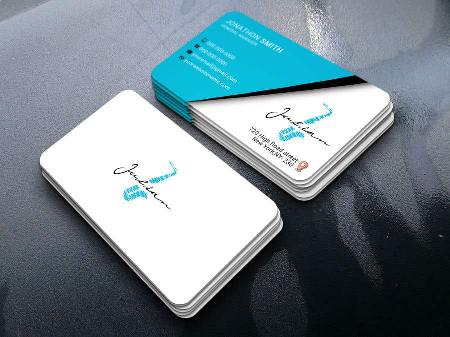 Contest Entry #308 for Design business cards for musician - Saxophone - Logo available