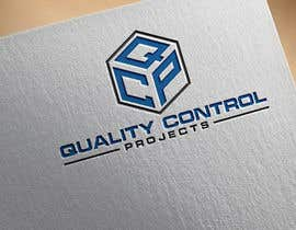 rimaakther711111 tarafından I need a logo made for my commercial construction company called Quality Control Projects. Please make sure it appears commercial - no houses. için no 32
