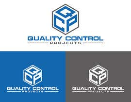 rimaakther711111 tarafından I need a logo made for my commercial construction company called Quality Control Projects. Please make sure it appears commercial - no houses. için no 34