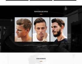 #3 for Website Design for Barbershop in USA by nirajanlamichhan