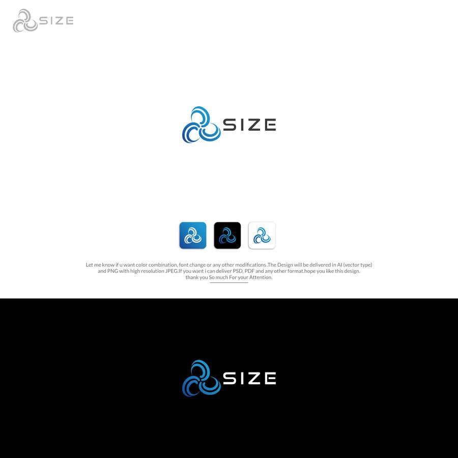 Contest Entry #593 for Logo Design - SIZE