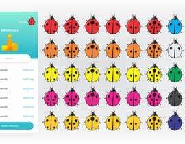 Nro 7 kilpailuun Design 25 Level Icons for App käyttäjältä era67