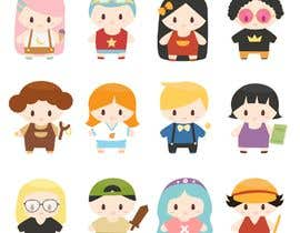 Nro 13 kilpailuun Design 25 Level Icons for App käyttäjältä imaginemeh