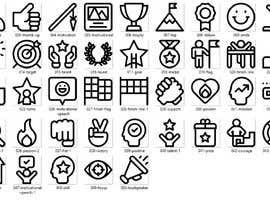 Nro 1 kilpailuun Design 25 Level Icons for App käyttäjältä hamzabbasi27