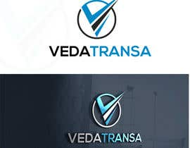 """nº 438 pour Logo for """"Vedatransa"""" logistics company. par nasakter620"""