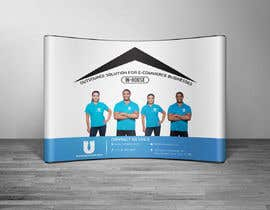 #22 for Design a backdrop display banner (10'x10') by hasrizaljefri