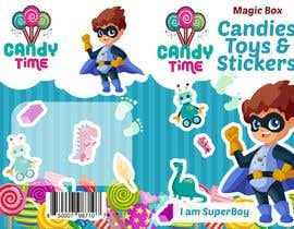 #37 untuk Label for Toy & Candy Product. oleh andreasaddyp