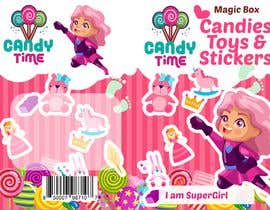 #43 untuk Label for Toy & Candy Product. oleh andreasaddyp