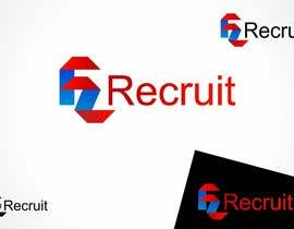 #45 para Logo Design for a recruitment software por ImArtist