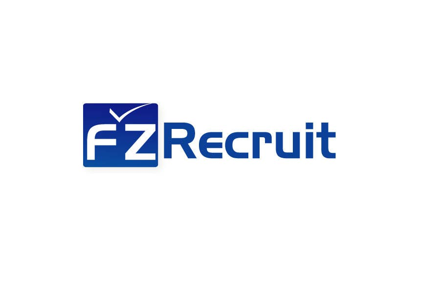Kilpailutyö #                                        24                                      kilpailussa                                         Logo Design for a recruitment software