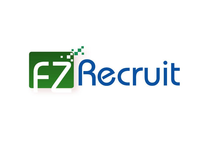 Kilpailutyö #                                        25                                      kilpailussa                                         Logo Design for a recruitment software