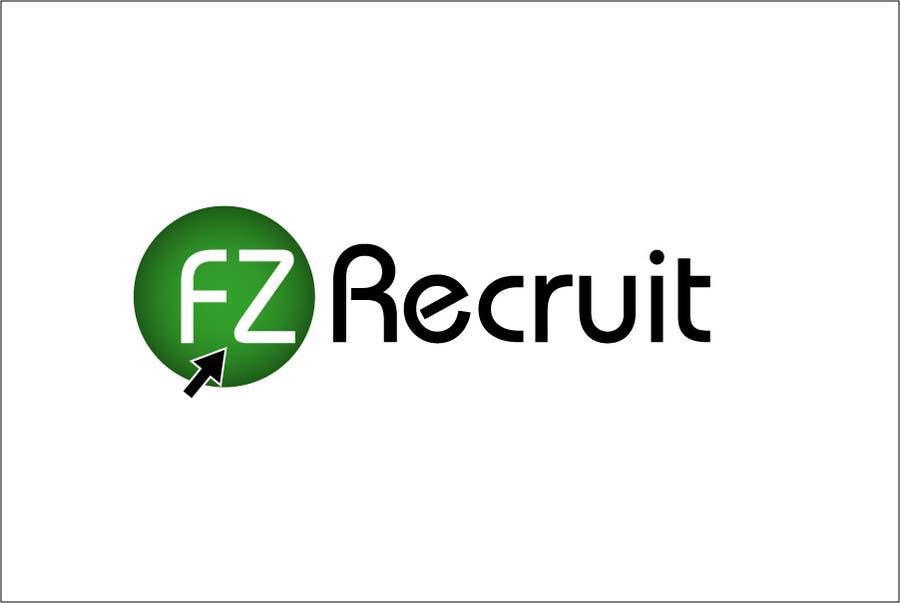 Kilpailutyö #                                        26                                      kilpailussa                                         Logo Design for a recruitment software