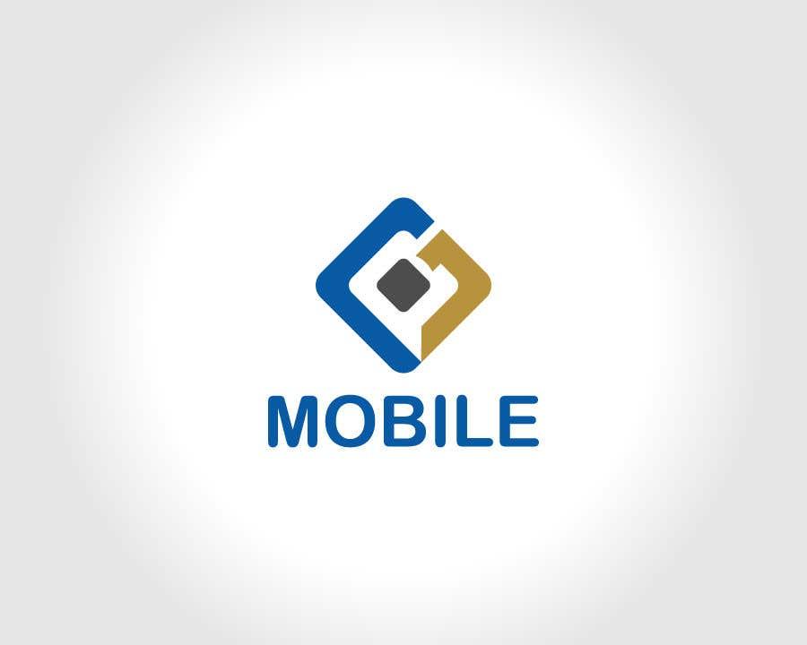 Penyertaan Peraduan #1072 untuk Design a logo for MOBILE GP
