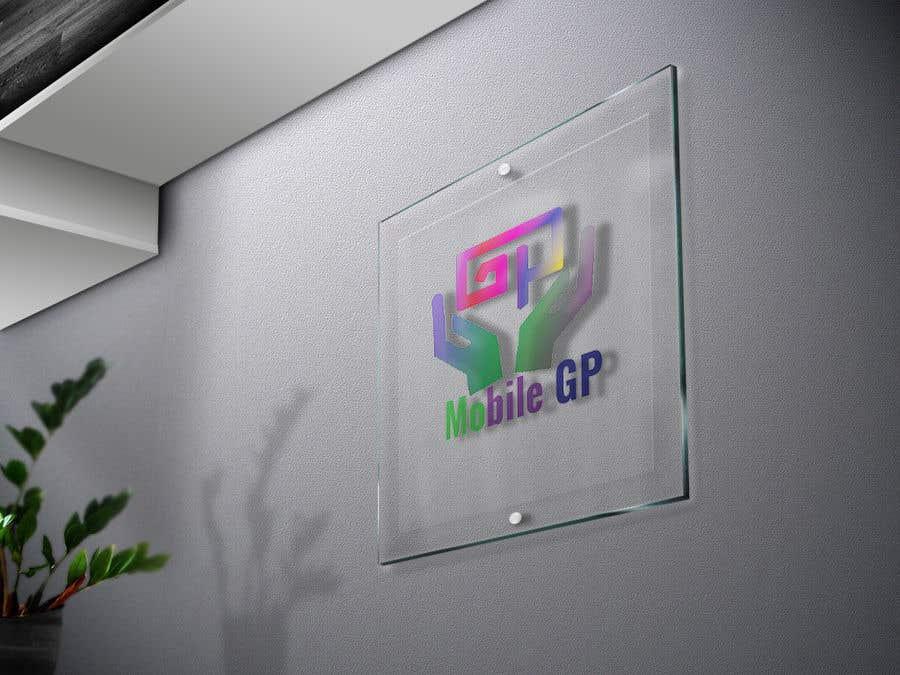 Penyertaan Peraduan #1066 untuk Design a logo for MOBILE GP
