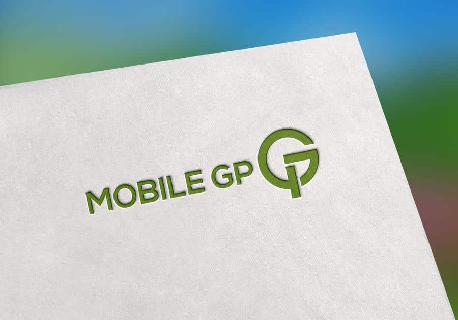 Penyertaan Peraduan #1119 untuk Design a logo for MOBILE GP