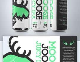 #11 untuk Beer Can Design - Moose Joose oleh MandrakeX2