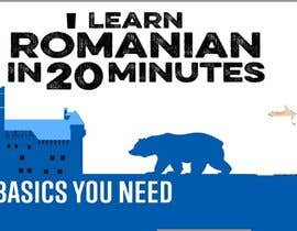 #1 untuk Picture/video on learning Romanian online oleh ayazseth11