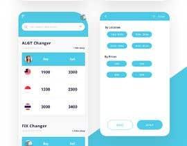 #11 untuk Design Mobile App (Android) for MMK Tracker oleh kuyabalap